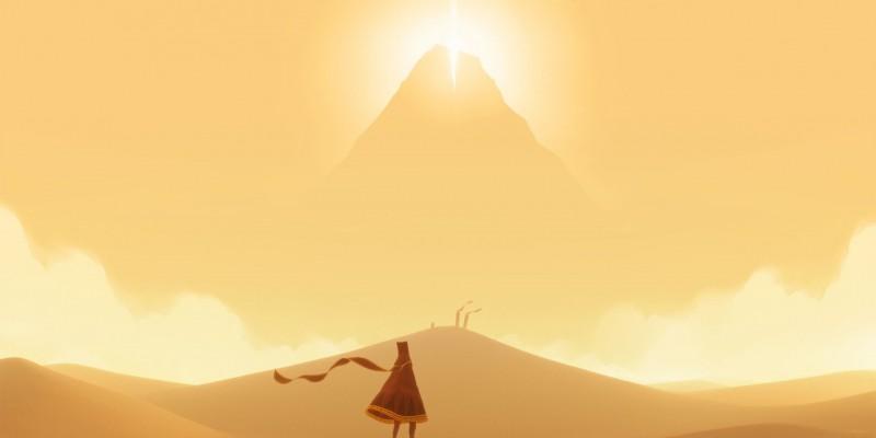 Легендарное приключение Journey неожиданно вышло на iOS