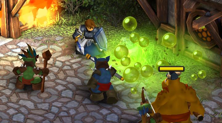 Battleheart Legacy получила обновление для современных устройств