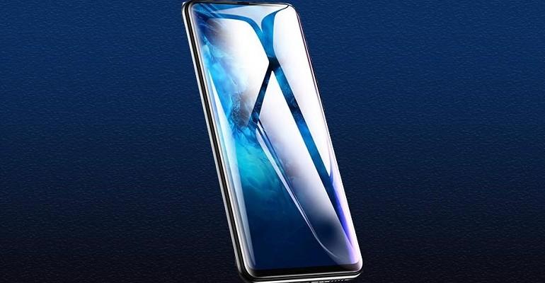 Концепт смартфона Vivo NEX 3 с дисплеем Waterfall