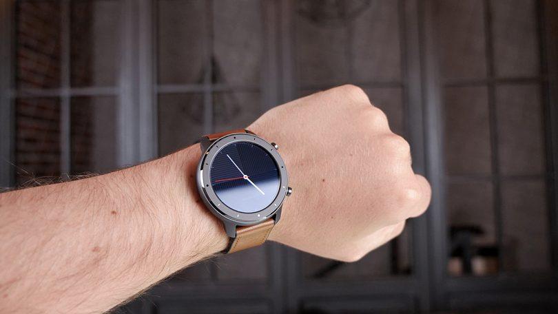 Доступные смарт-часы Amazfit GTR вышли вРоссии
