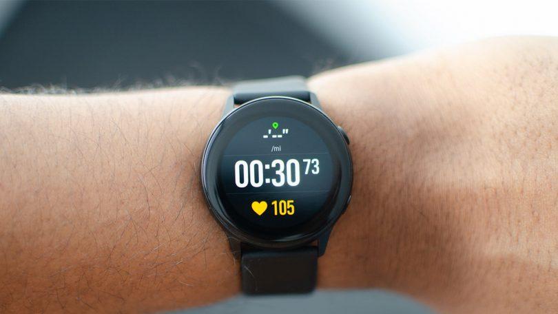 Опубликованы детальные фото Samsung Galaxy Watch Active2