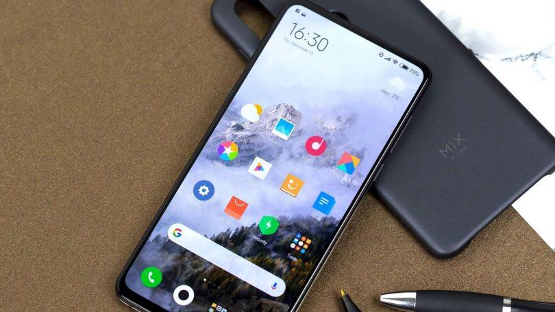 Xiaomi готовит квыходу безрамочный MiMix 4с 45-ваттной зарядкой