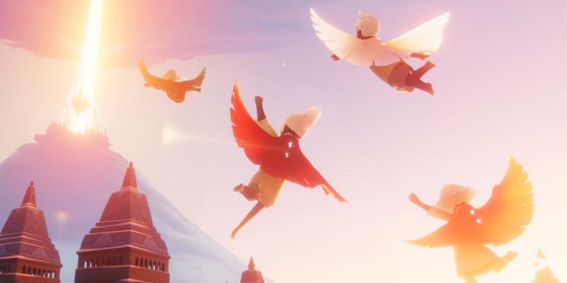 Приключение Sky: Children of the Light выйдет в сентябре на Android