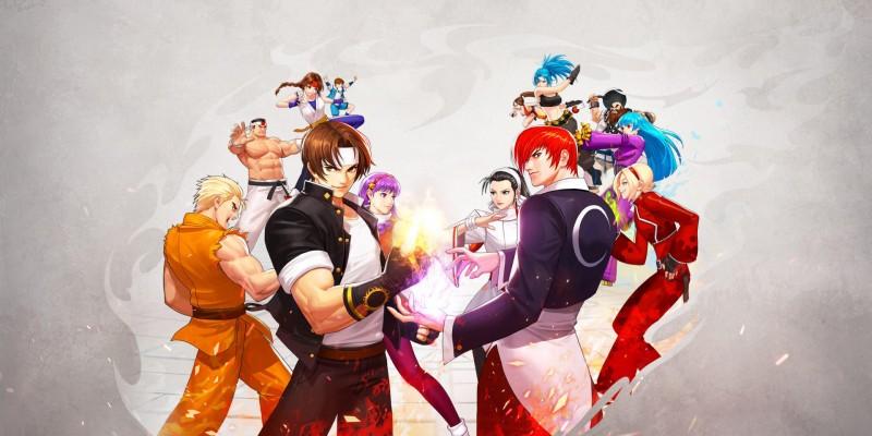 The King of Fighters ALLSTAR в жанре файтинг выходит на iOS и Android
