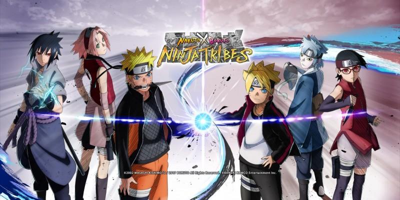 Началась предварительная регистрация на пошаговую RPGNaruto x Boruto Ninja Tribes