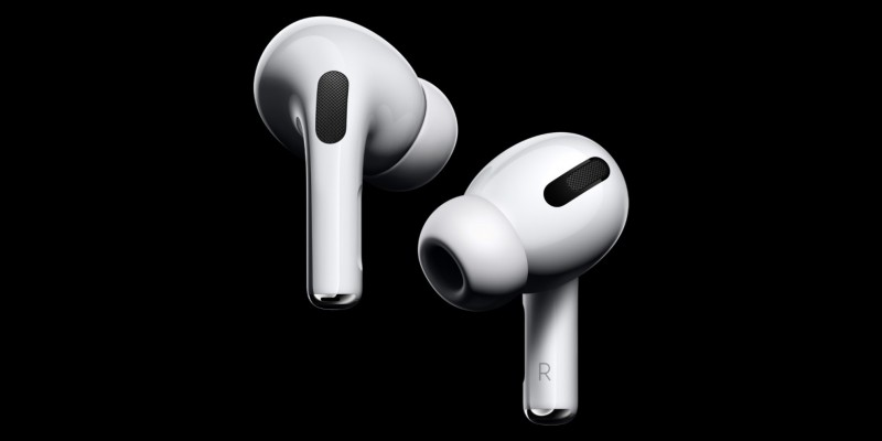 Apple представила вакуумные наушники AirPods Pro с активным шумоподавлением