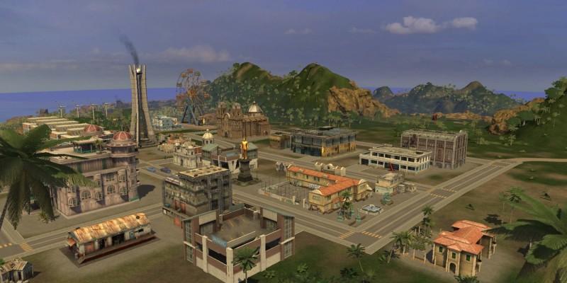 Вышло большое бесплатное дополнение Absolute Power для Tropico