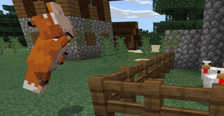 Minecraft получил большое обновление с редактором персонажа