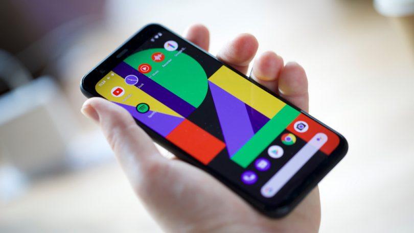 Представлены яркие флагманы Google Pixel 4иPixel 4XL