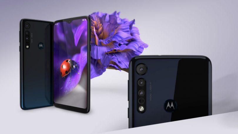 Motorola представила бюджетный камерофон One Macro