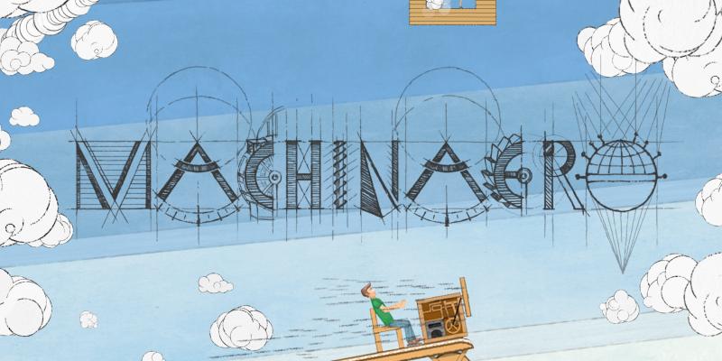 Симулятор строительства летающего транспортаMachinaero выходит на iOS