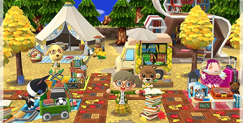 Nintendo добавит вAnimal Crossing: Pocket Camp платную подписку