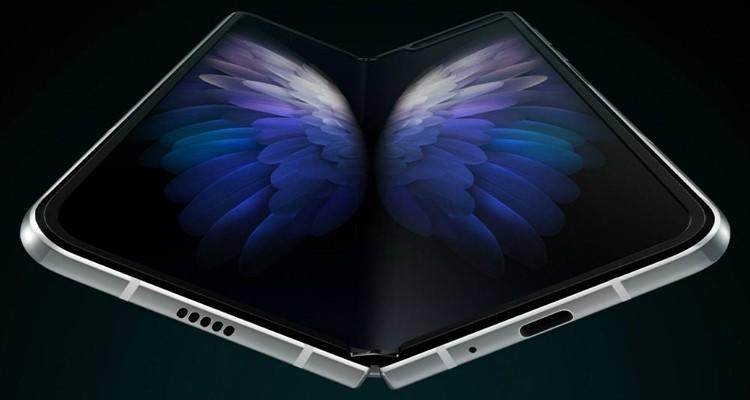 В Китае показали Samsung Galaxy W20 5G — улучшенную версию Galaxy Fold