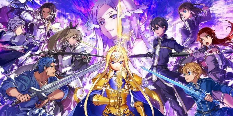 Бесплатная RPG Sword Art Online Alicization Rising Steel стала доступна в некоторых странах