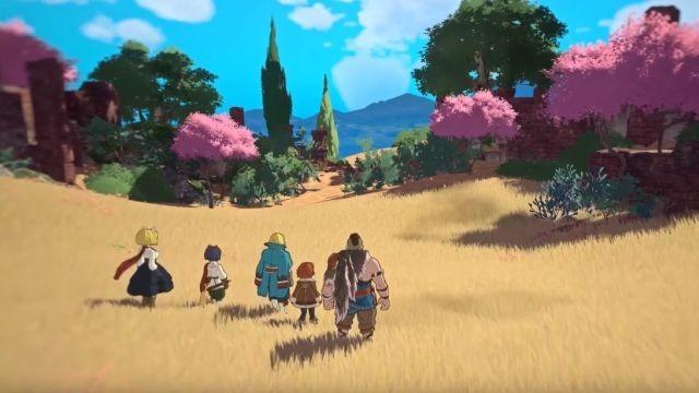 Представлен геймплей MMORPGNi no Kuni: Cross Worlds
