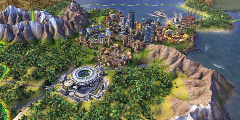 Большая скидка на Sid Meier's Civilization VI для iOS. Полная версия игры за 379 рублей