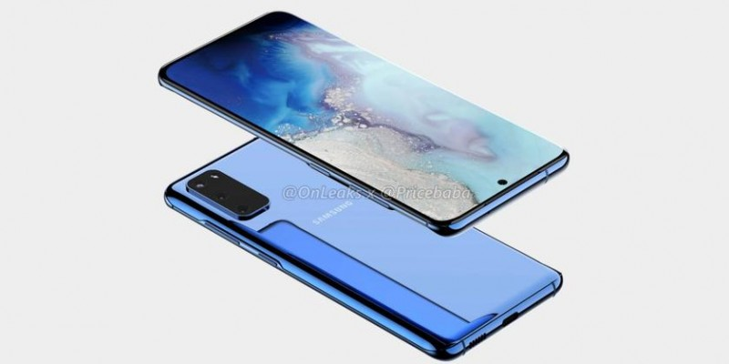 Смартфон Samsung Galaxy S11e появился на рендерах