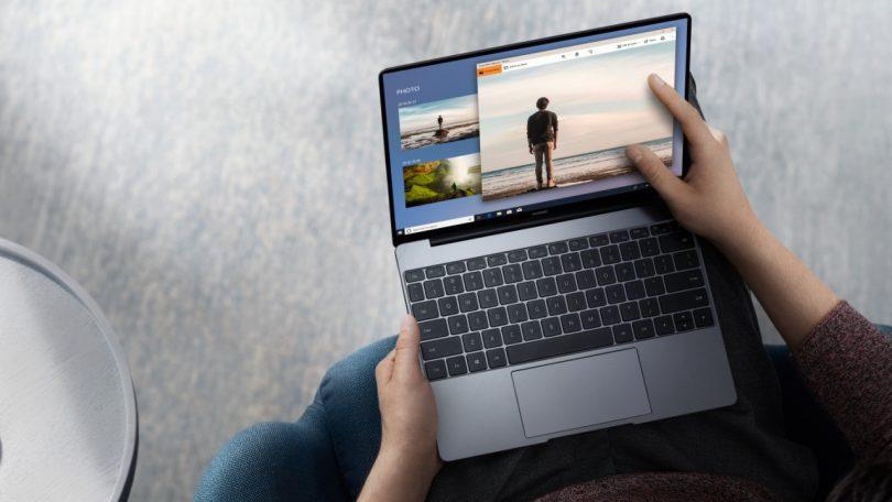 Опубликованы фото Huawei MateBook 2020