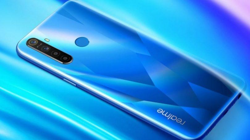 Смартфон Realme 5sстанет главным конкурентом Redmi Note 8