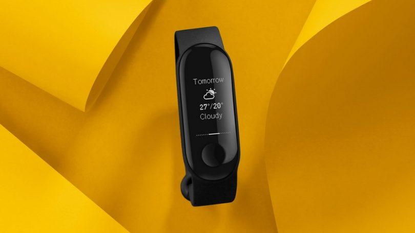 Представлен фитнес-браслет Xiaomi MiBand 3i