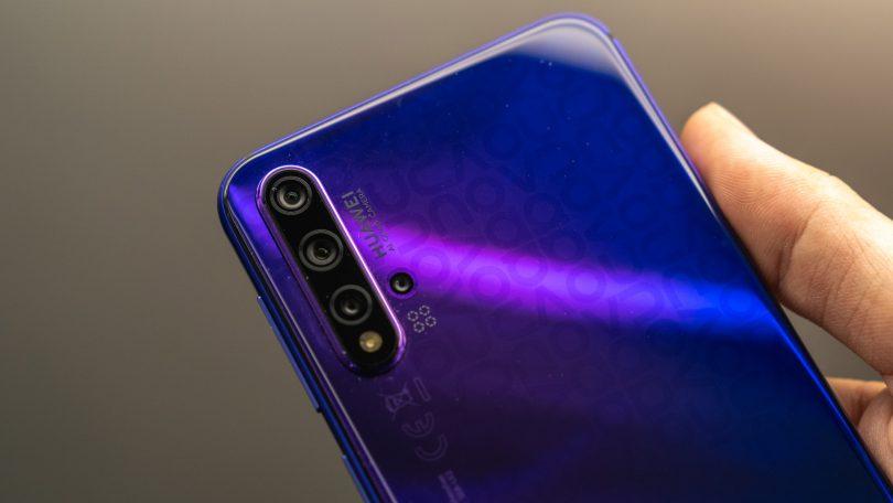 Названы характеристики ицены флагмана Huawei Nova 6