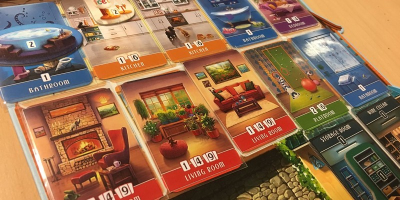 Настольная игра Dream Home вышла на iOS и Android