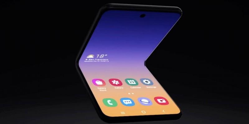 Раскладной смартфон Samsung Galaxy Fold 2 появился на качественных фото