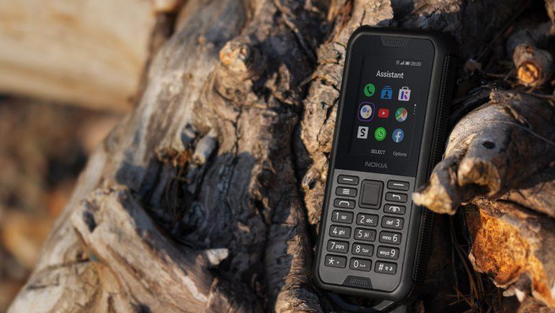 Защищенный телефон Nokia 800 Tough вышел в России