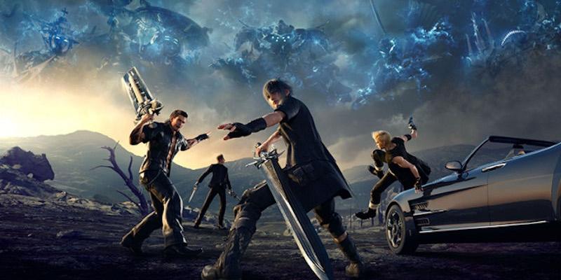 Square Enix анонсировала ремейк Final Fantasy XV с акцентом на мультиплеере
