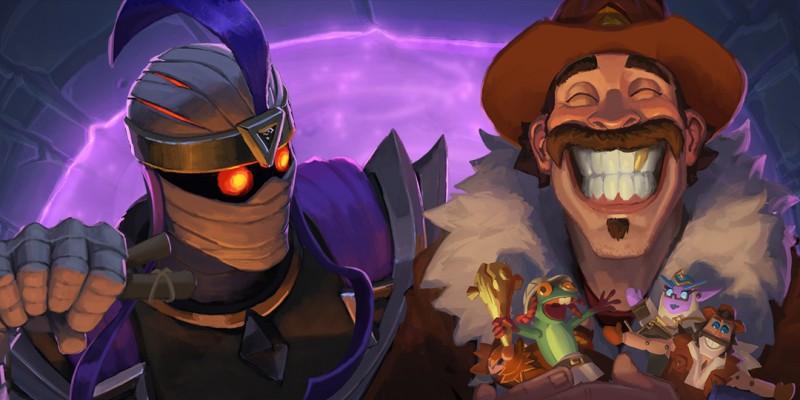 Игроки Hearthstone 21 января получат дополнение «Пробуждение Галакронда»