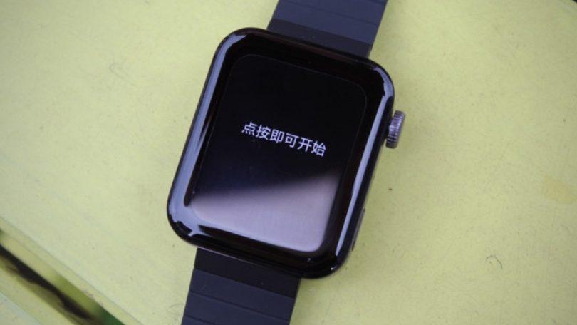 Oppo представила смарт-часы сильно напоминающие Apple Watch
