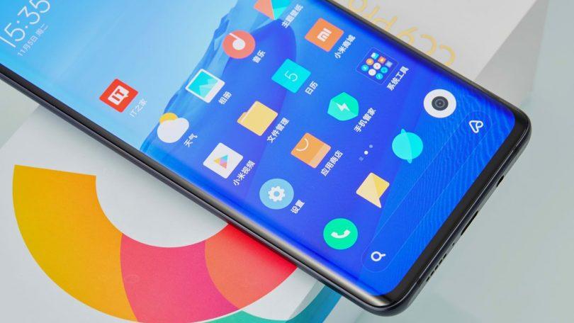 Опубликованы фото флагмана Xiaomi Mi10
