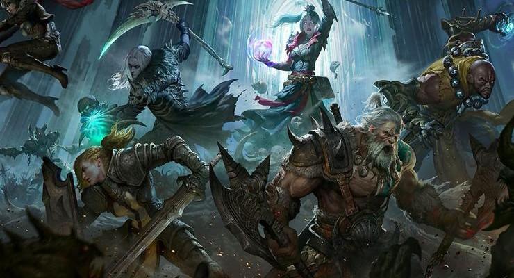 Тестирование альфа-версии Diablo Immortal начнется летом 2020