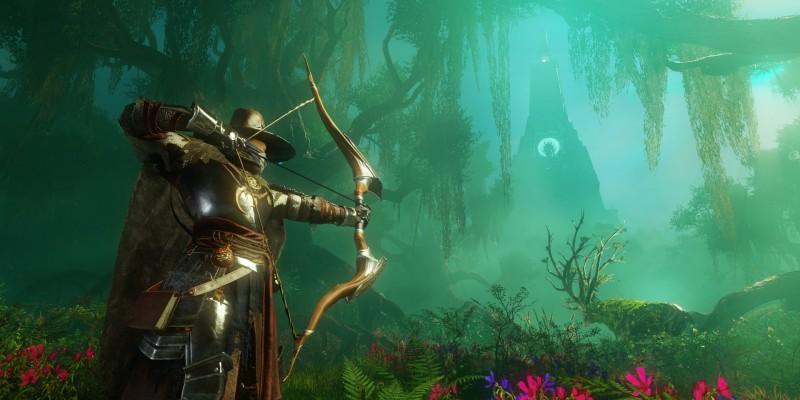 Подробности грядущей компьютерной MMORPG New World отAmazon Games