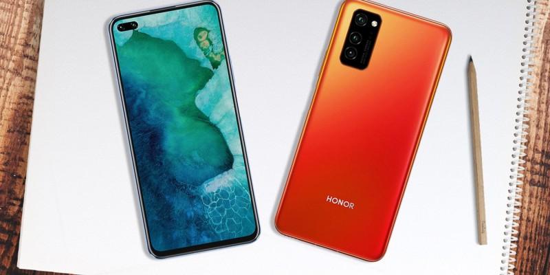 Представлены смартфоны Honor View 30 Pro и Honor 9X Pro для глобального рынка