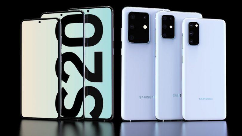 Samsung представила флагманы Galaxy S20, S20+ иS20Ultra