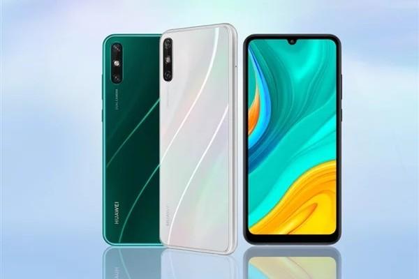 Huawei представила новый бюджетник – Enjoy 10e