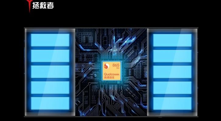 Игровой смартфон Lenovo Legion Gaming Phone получит уникальную систему охлаждения