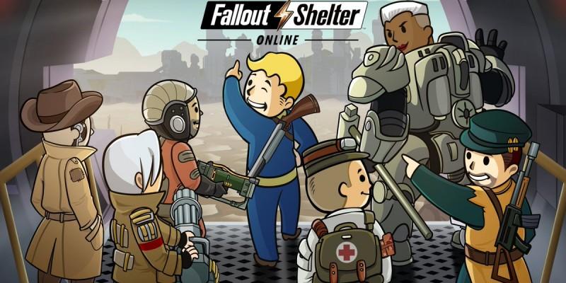 Fallout Shelter Online обзавелся первым трейлером