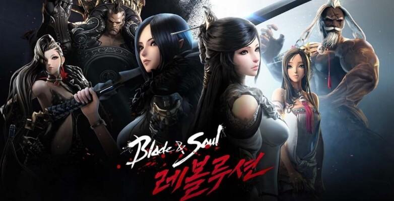 Новая MMORPGBlade & Soul Revolution от Netmarble готовится к релизу