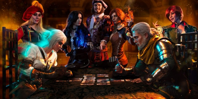 Игра GWENT: The Witcher Card Game добралась до Android