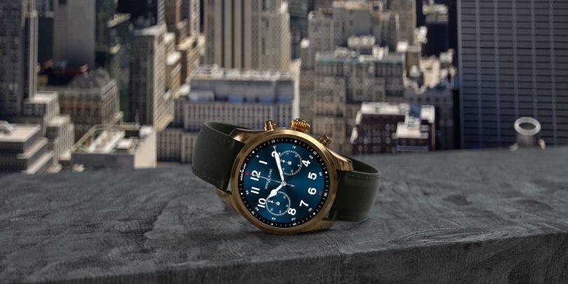 Montblanc Summit 2Plus – люксовые смарт-часы с поддержкой eSIM