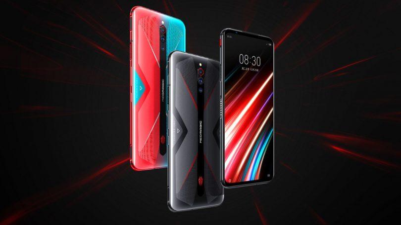 ZTE выпустила игровой смартфон Nubia Red Magic 5G