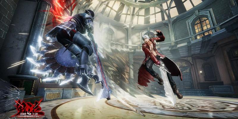 Новый геймплейный ролик Devil May Cry: Pinnacle of Combat