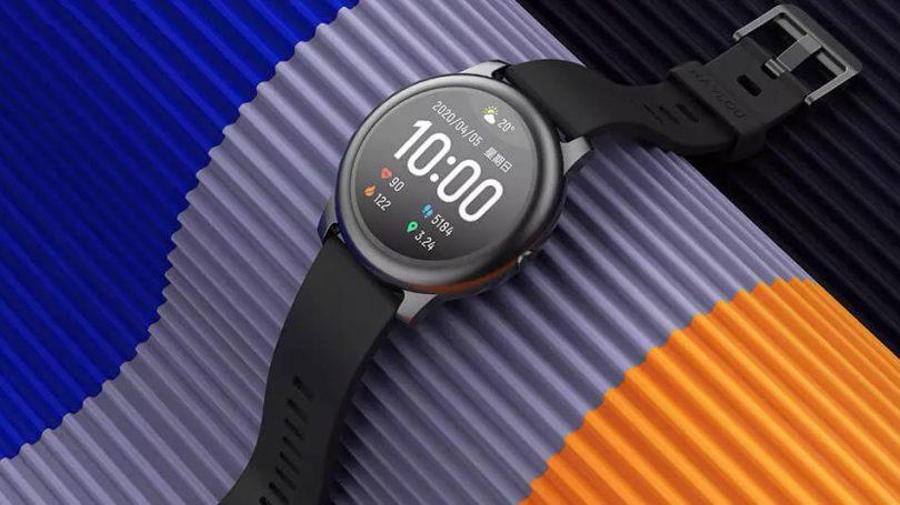 Xiaomi представила смарт-часы Haylou Solar современем работы до30дней