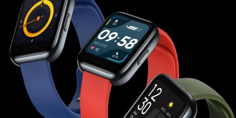 Realme представила клон Apple Watch за 3700 рублей