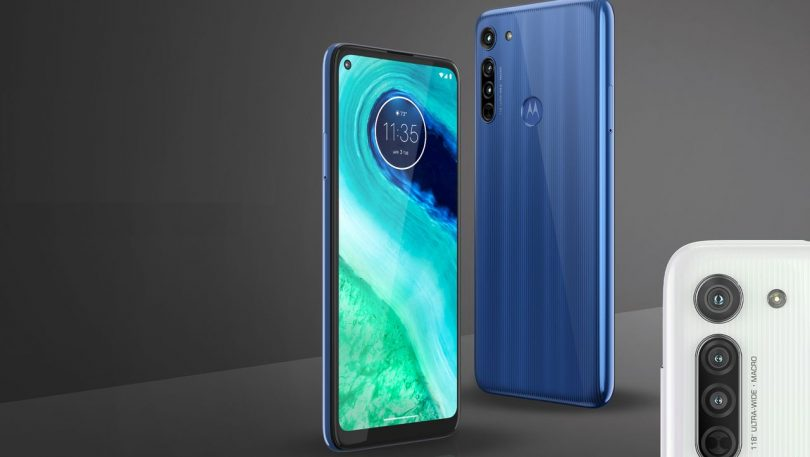 Cмартфон moto g8 от Motorola выходит в России