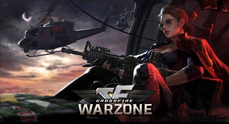 Военно-тактическая стратегия CrossFire: Warzoneвышла на Android и iOS