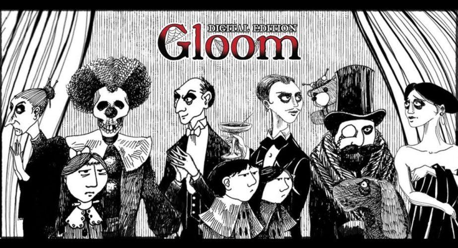 Настольную игру Gloom: Digital Edition адаптировали для мобильных