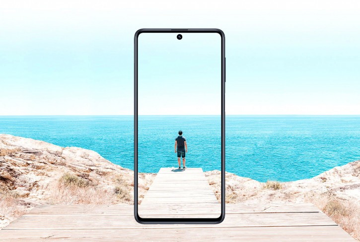 Samsung представила смартфон Galaxy M51 с батареей на 7000 мАч
